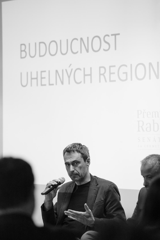 Z diskuze k uhelným regionům,  12. dubna 2019