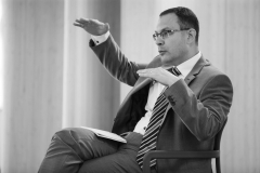 Ústavní právník Jan Kysela v Chomutově, 19. 5. 2019