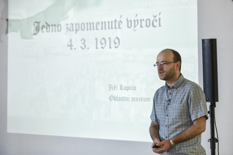 Z přednášky Jiřího Kopici, 22. března 2019