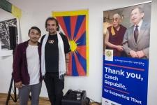 Tibetský večer se Sonamem Tseringem , 13. června 2019