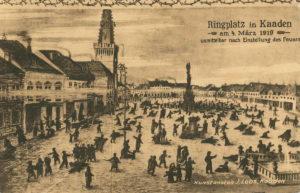 Kadaňské události z března 1919 @ Senátorská kancelář Přemysla Rabase